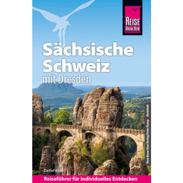 Reise Know-How Reiseführer Sächsische Schweiz mit