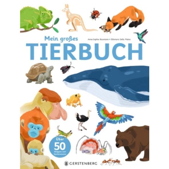 Mein großes Tierbuch