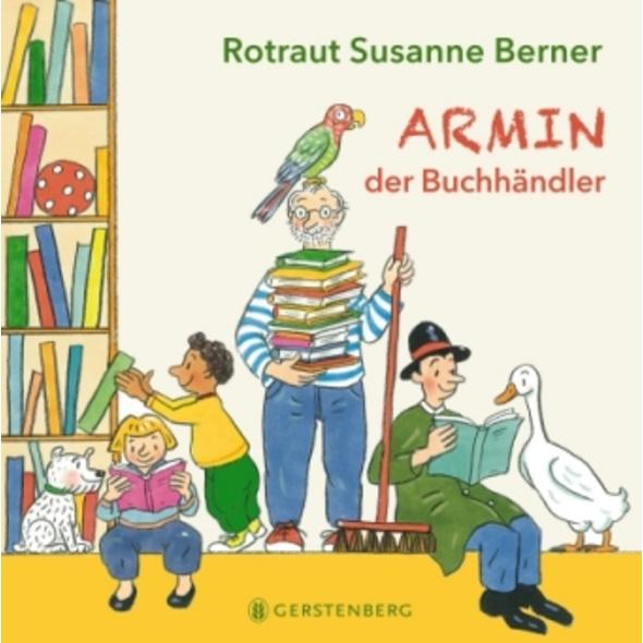 Armin, der Buchhändler