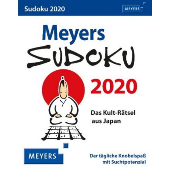 Meyers Sudoku 2020