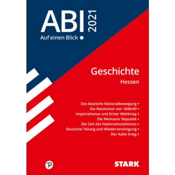 STARK Abi - auf einen Blick! Geschichte Hessen 202