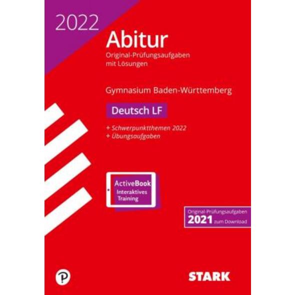 STARK Abiturprüfung BaWü 2022 - Deutsch Leistungsf