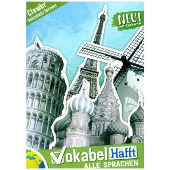 Vokabel-Häfft, Universal  DIN A5