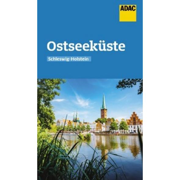ADAC Reiseführer Ostseeküste Schleswig-Holstein