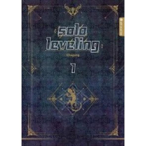 Solo Leveling Roman 01