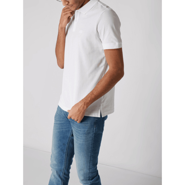 Poloshirt aus Piqué Modell 'Piro'
