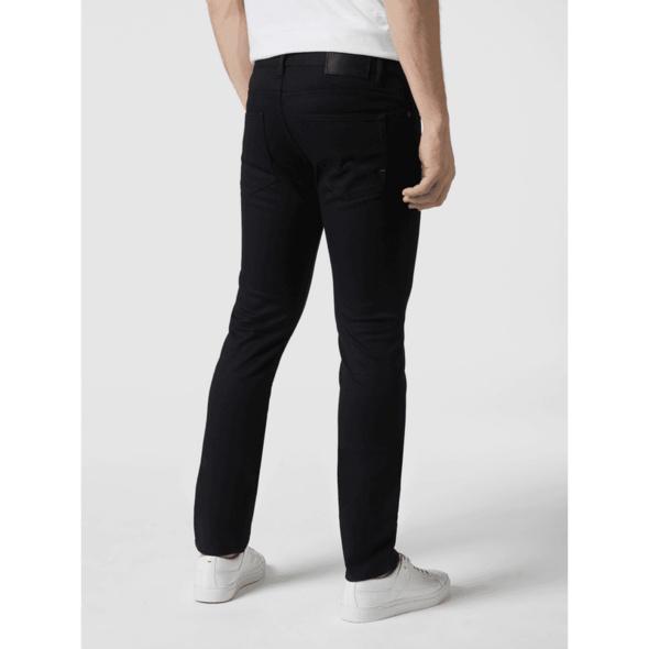 Coloured Slim Fit Jeans Modell 'Delaware'