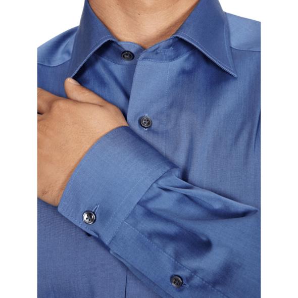 Regular Fit Business-Hemd aus Batist