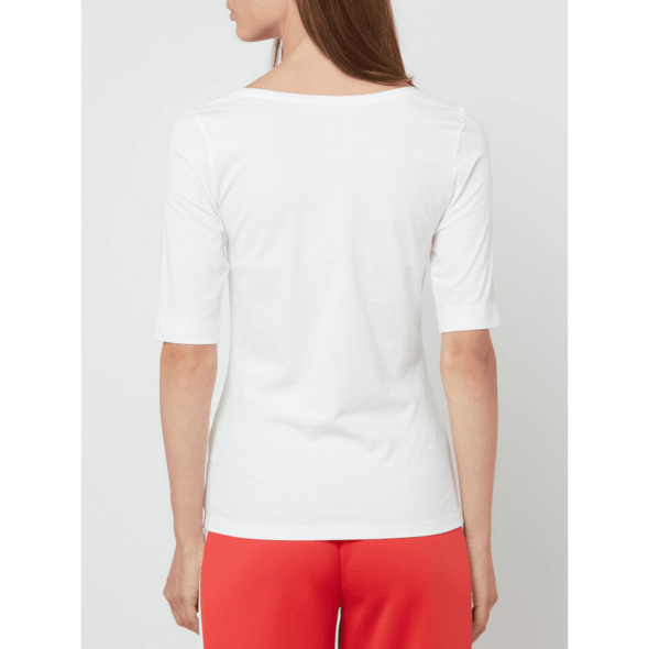 T-Shirt mit 1/2-Arm Modell 'Daily'