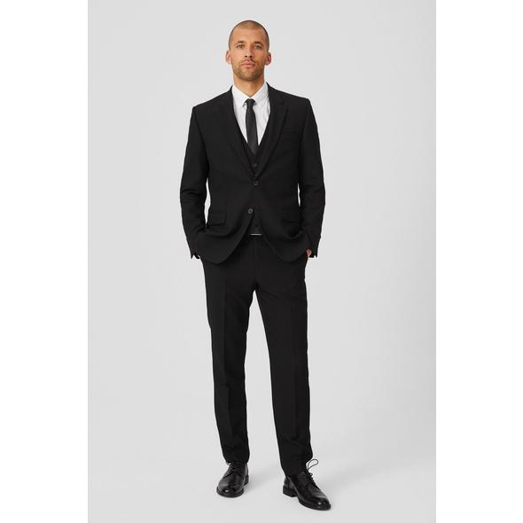 Anzug - Regular Fit - 4 teilig
