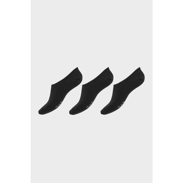 Multipack 3er - Sneakersocken - Bio-Baumwolle - Aloe Vera