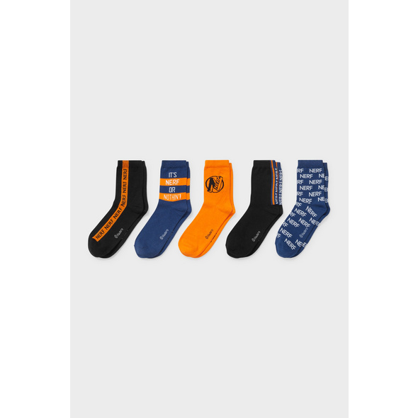 Multipack 5er - NERF - Socken