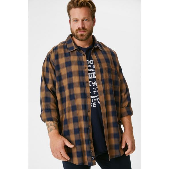 Hemd und T-Shirt - Regular Fit - Kent