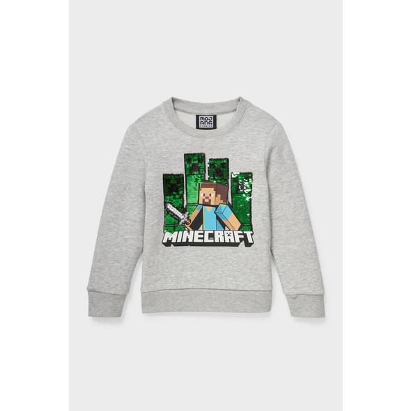 Minecraft - Sweatshirt - Glanz-Effekt