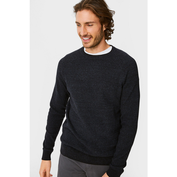 Pullover - Bio-Baumwolle