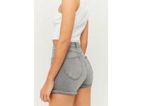 High Waist Push-Up Skinny Denim Shorts