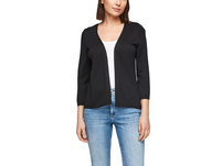 Leichte Jacke aus Feinstrick - Feinstrick-Jacke