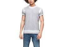 T-Shirt mit Waschung - Sweatshirt