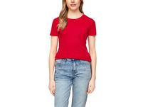Schmales Baumwollshirt - Jerseyshirt