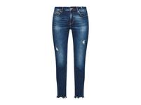 Skinny: Skinny ankle leg-Jeans - 7/8-Denim