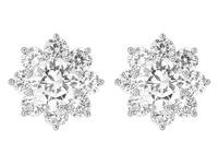 Set - Diamond Flowers