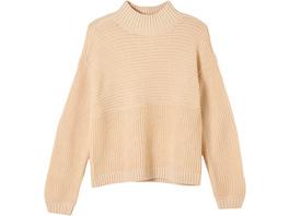 Pullover, Strukturstrick, für Mädchen