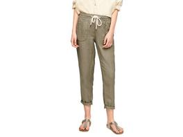 Regular Fit: Hose aus Leinen - Leinenhose