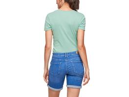 Jerseyshirt im Slim Fit - T-Shirt