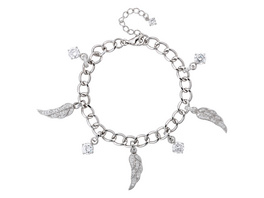 Armband - Silver Wings