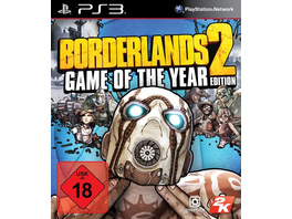 2k Games Borderlands 2 - Game of the Year Edition