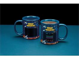 Space Invaders - Thermo-Effekt Tasse