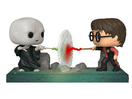 Harry Potter - POP!-Vinyl Figur Harry versus Voldemort