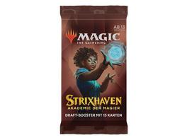 Magic the Gathering: Strixhaven - Akademie der Magier Booster-Pack (zufällige Auswahl)