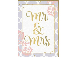 Grußkarten Hochzeit deluxe -- Karten