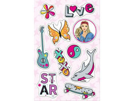 Create Your It Girl: Sticker