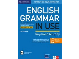 English Grammar in Use. Book with answers and inte