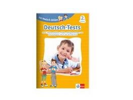 Die Deutsch-Helden: Deutsch-Tests 2. Klasse