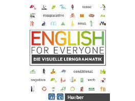 English for Everyone - Die visuelle Lerngrammatik