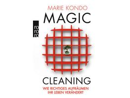 Magic Cleaning 1: Wie richtiges Aufräumen Ihr Lebe