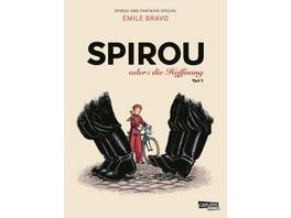 Spirou und Fantasio Spezial 26: Spirou oder: die H