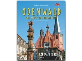 Journey through the Odenwald and the Bergstraße