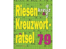 Riesen-Kreuzworträtsel 79