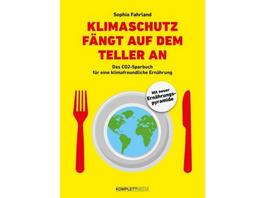 Klimaschutz fängt auf dem Teller an