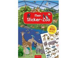 Mein Sticker-Zoo