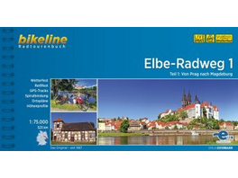 Elbe-Radweg Teil 1 1:75.000