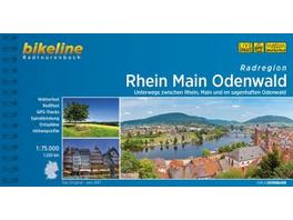 Rhein Main Odenwald 1 : 75 000