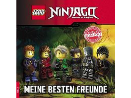 LEGO  NINJAGO . Meine besten Freunde