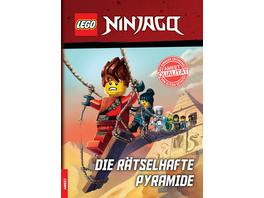 LEGO  NINJAGO  - Die rätselhafte Pyramide
