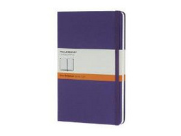 Moleskine Brilliant Violet Pocket Ruled Notebook H
