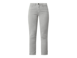 Cropped Jeans mit Stretch-Anteil Modell 'Emily'